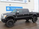 Used 2013 Ford F-350 Lariat 4x4 SD Crew Cab 6.75 ft. box 156 in. WB SRW for sale in Edmonton, AB