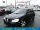 Used 2009 Volkswagen City Golf 2.0L Alloys/Heated Seats/Tinted for sale in Mississauga, ON