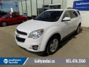 Used 2013 Chevrolet Equinox ALLOY WHEELS, BLUETOOTH, AWD for sale in Edmonton, AB