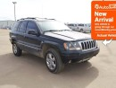 Used 2004 Jeep Grand Cherokee Overland for sale in Edmonton, AB