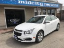 Used 2015 Chevrolet Cruze 1LT for sale in Niagara Falls, ON