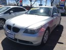 Used 2006 BMW 5 Series 530xi for sale in Burlington, ON