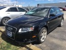 Used 2008 Audi A4 2.0T SE for sale in Burlington, ON