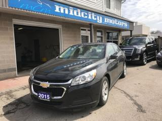Used 2015 Chevrolet Malibu LT for sale in Niagara Falls, ON