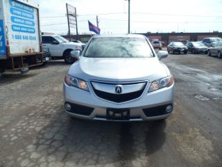 Used 2013 Acura RDX Tech Pkg for sale in Milton, ON