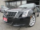 Used 2013 Cadillac ATS 2.5L-LEATHER-HEATED-BLUETOOTH for sale in Scarborough, ON