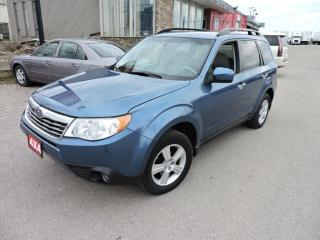 Used 2009 Subaru Forester AWD for sale in Brampton, ON