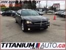 Used 2006 Dodge Charger SXT+Sunroof+Heated Leather Seats+Fog Lights+Tinted for sale in London, ON