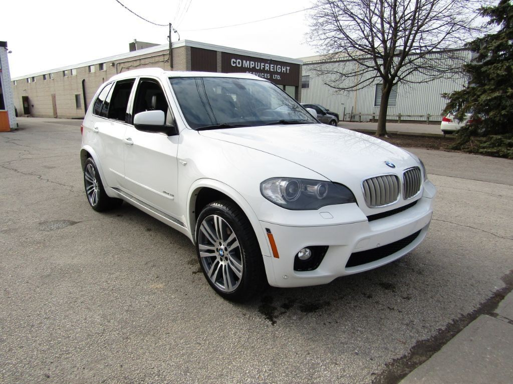 used 2011 bmw x5 50i m sport twin turbo navigation for sale in north york ontario. Black Bedroom Furniture Sets. Home Design Ideas