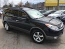 Used 2010 Hyundai Veracruz Limited/AWD/7PASS/LEATHER/ROOF/DVD/ALLOYS for sale in Pickering, ON
