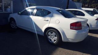 Used 2008 Dodge Avenger SE for sale in Quesnel, BC
