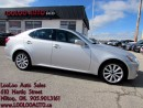 Used 2009 Lexus IS 250 AWD NAVIGATION CAMERA CERTIFIED 2 YEARS WARRAN for sale in Milton, ON