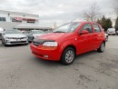 Used 2008 Chevrolet Aveo5 LS for sale in Quesnel, BC