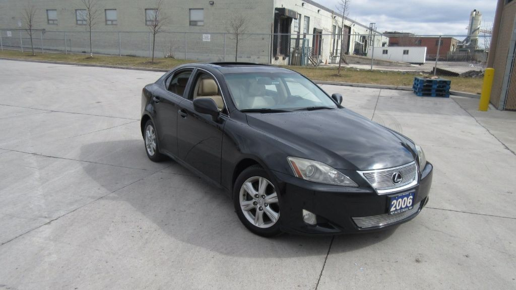 2006 Lexus IS 250