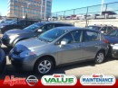 Used 2007 Nissan Versa 1.8SL*Value Priced*Accident Free for sale in Ajax, ON