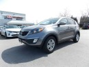 Used 2012 Kia Sportage LX FWD for sale in Quesnel, BC