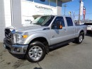 Used 2015 Ford F-350 Lariat Crew 4x4, Diesel, Nav, Sunroof, One Owner for sale in Langley, BC