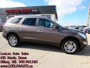 Used 2012 Buick Enclave CX AWD Leather Bluetooth Certified Warranty for sale in Milton, ON
