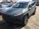 Used 2015 Jeep Cherokee Trailhawk for sale in Alliston, ON