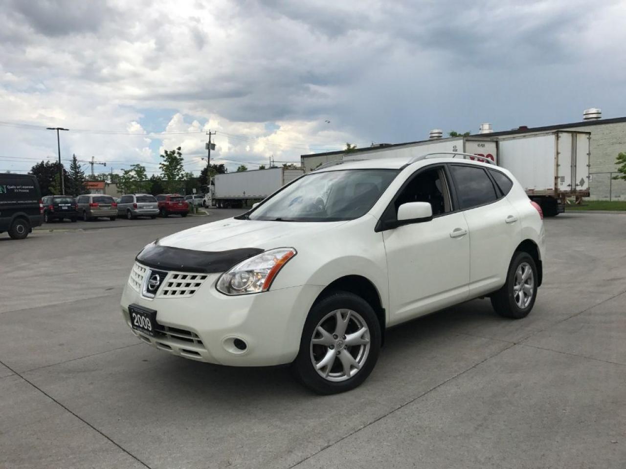 2009 Nissan Rogue Autoamitce, SUV, 3 years warranty available