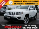 Used 2016 Jeep Compass North-4x4-Back up Camera for sale in Belleville, ON