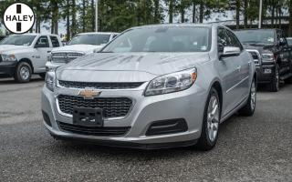Used 2016 Chevrolet Malibu Limited LT for sale in Surrey, BC