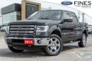 Used 2014 Ford F-150 LARIAT - NAVIGATION, LEATHER, ROOF, ECOBOOST! for sale in Bolton, ON