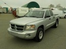 Used 2008 Dodge Dakota SLT Crew Cab Short Box 4WD with Tonneau Cover for sale in Burnaby, BC