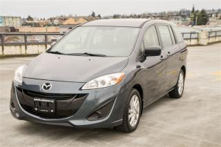Used 2012 Mazda MAZDA5 GS Coquitlam Location - 604-298-6161 for sale in Langley, BC