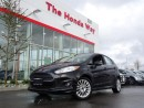 Used 2015 Ford Fiesta TITANIUM Hatchback for sale in Abbotsford, BC