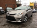 Used 2014 Toyota Corolla Leather, Sunroof, Nav, Camera&ToyotaWarranty** for sale in York, ON
