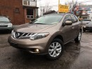 Used 2012 Nissan Murano SL, Leather, PanoramicRoof, HtdSeats, Bluetooth for sale in York, ON