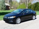 Used 2012 Honda Civic EX,Sunroof,HtdSeats,Bluetooth,Alloys*More! for sale in York, ON