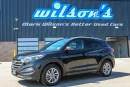 Used 2016 Hyundai Tucson PREMIUM AWD! HEATED SEATS! REAR CAMERA! HEATED STEERING WHEEL! BLIS! for sale in Guelph, ON