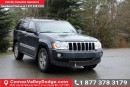 Used 2007 Jeep Grand Cherokee Limited DIESEL, KEYLESS ENTRY, HEATED SEATS,TOW PACKAGE, CRUISE CONTROL for sale in Courtenay, BC