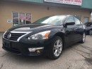 Used 2013 Nissan Altima 2.5 SV POWER HEATED SEATS!! NAVIGATION!! BACKUP CA for sale in Bolton, ON