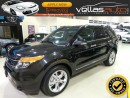 Used 2015 Ford Explorer Limited LTD| NAVIGATION| 7PASS| PANO RF for sale in Woodbridge, ON