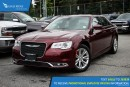 Used 2016 Chrysler 300 Touring Sunroof, Heated Seats, and Satellite Radio for sale in Port Coquitlam, BC