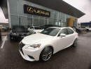 Used 2016 Lexus IS 300 Premium package for sale in Brampton, ON