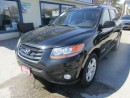 Used 2010 Hyundai Santa Fe POWER EQUIPPED SPORT EDITION 5 PASSENGER 3.5L - V6.. LEATHER TRIM.. HEATED SEATS.. POWER SUNROOF.. BLUETOOTH.. for sale in Bradford, ON