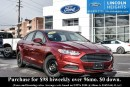 Used 2015 Ford Fusion S - BLUETOOTH - REVERSE CAMERA SYSTEM for sale in Ottawa, ON