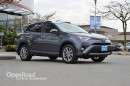 Used 2016 Toyota RAV4 Navi, Leather Intrerior, Power Driver Seat, Heated Front Seats, Back Up Cam/Sensors, Keyless Start, for sale in Richmond, BC