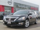 Used 2014 Nissan Altima for sale in Stratford, ON