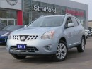 Used 2011 Nissan Rogue SV for sale in Stratford, ON
