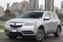 Used 2015 Acura MDX Navigation at for sale in Vancouver, BC