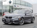 Used 2016 BMW 228i xDrive Coupe AWD HEATED STEERING SUNROOF BLUETOOTH for sale in Oakville, ON