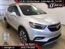 New 2017 Buick Encore Premium-Heated Leather, 1.4L turbocharged Engine for sale in Lethbridge, AB