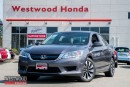 Used 2015 Honda Accord Hybrid Touring for sale in Port Moody, BC