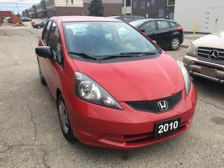 Used 2010 Honda Fit DX-A for sale in North York, ON