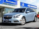 Used 2012 Chevrolet Cruze LT Turbo / Bluetooth/ Leather seat for sale in Port Coquitlam, BC